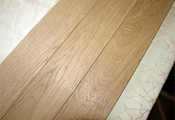 Manufacturing parquet and solid wood flooring