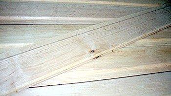 Вагонка деревянная в Киеве