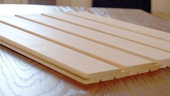 Вагонка деревянная заказать